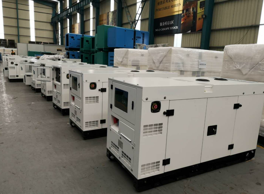Lees Delivered generators to CHILE