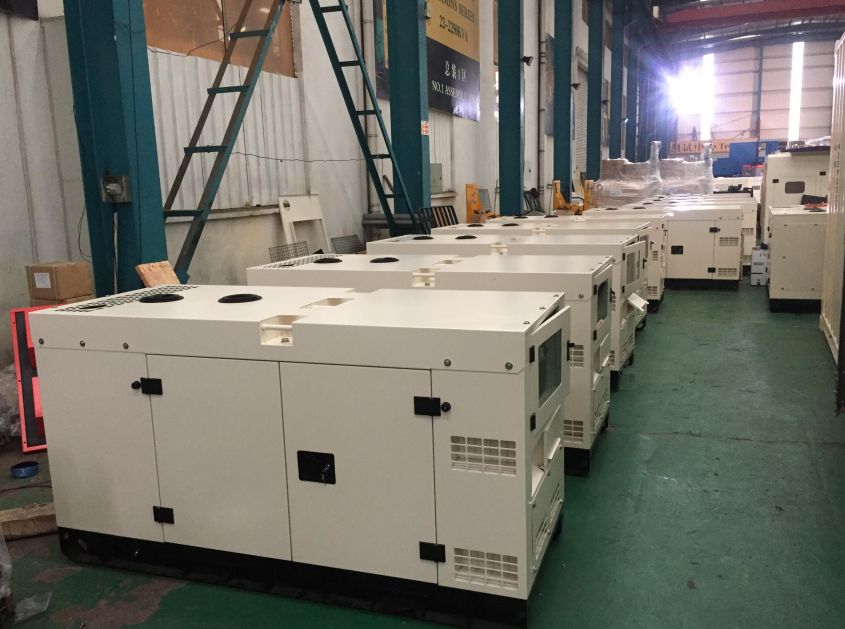Lees Delivered generators to APAPA ,NIGERIA