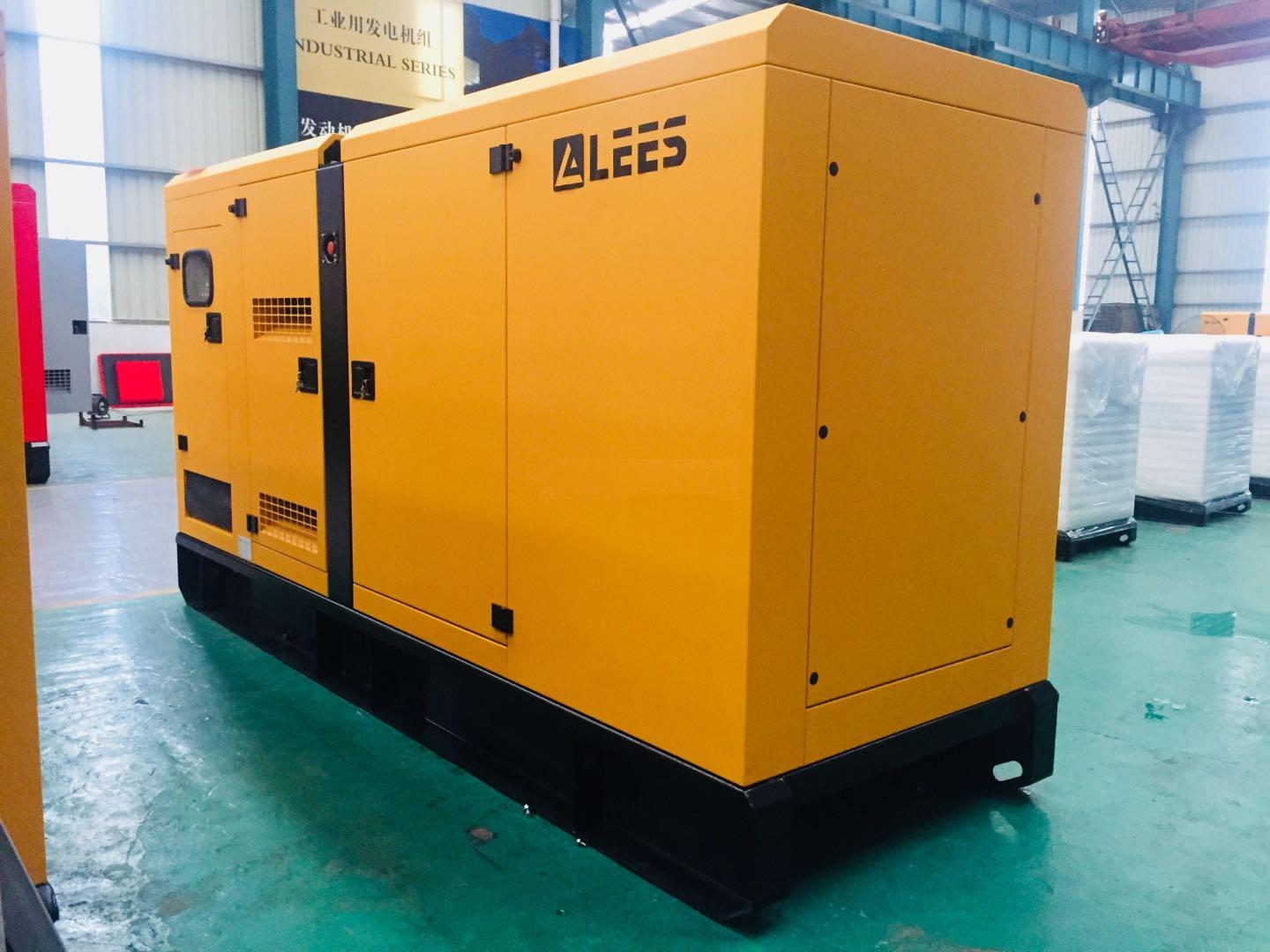 Lees Delivered generators to NIGERIA,AFRICA.