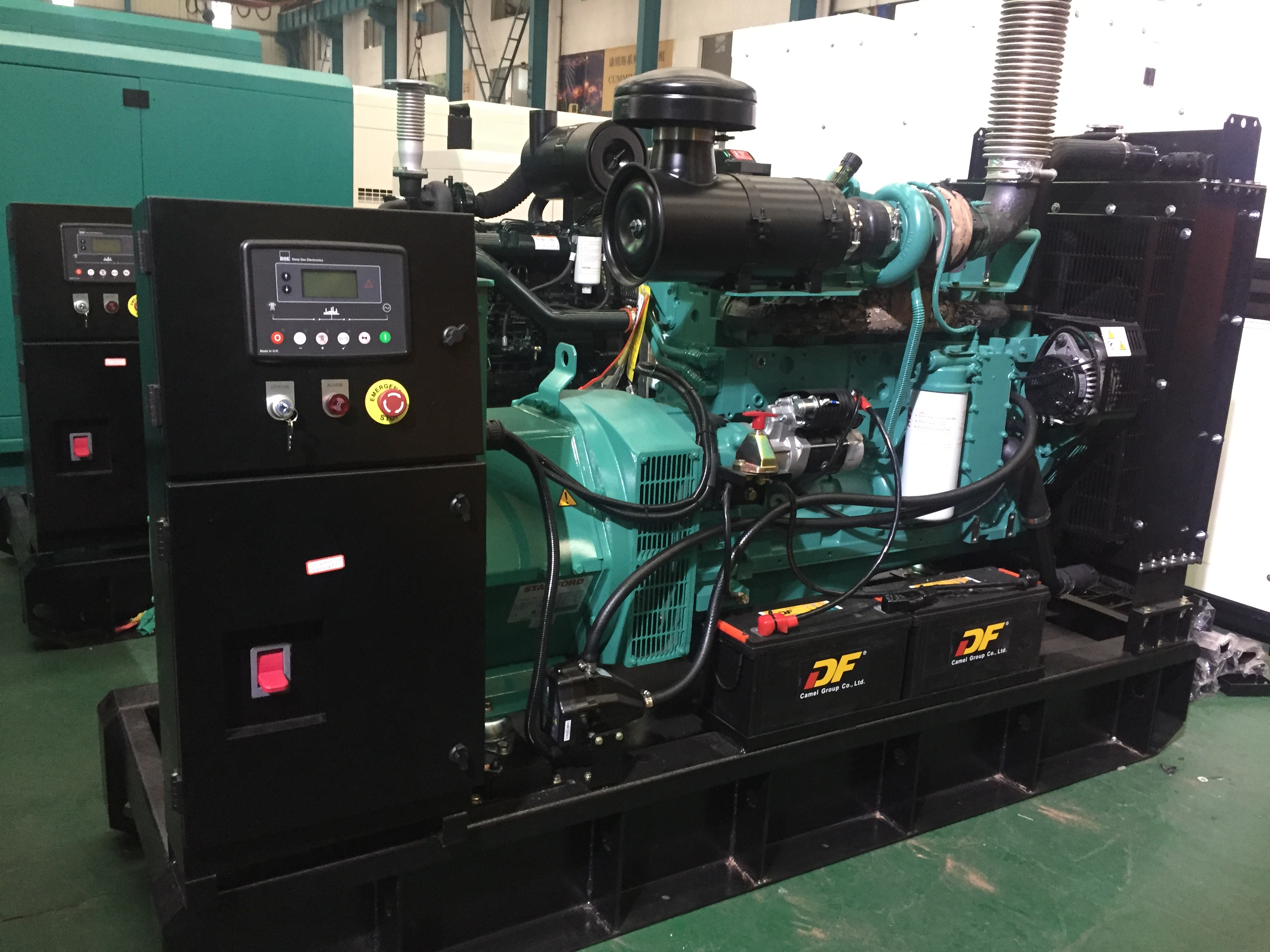 Lees Delivered generators to JiangSu