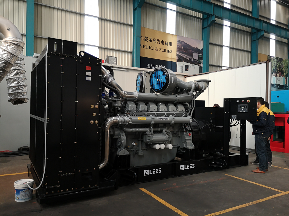 Lees Delivered generators to BANGKOK,THAILAND